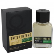 United Dreams Dream Big by Benetton Eau De Toilette Spray 3.4 oz
