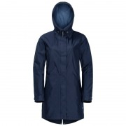 Jack Wolfskin Monterey Coat Women Blå