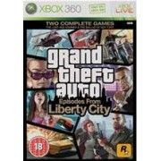 GTA 4 Grand Theft Auto Episodes from Liberty City Xbox 360