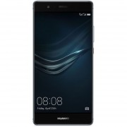 EH Huawei P9 Plus (P9+) VIE-L29 5.5 Inch 12MP Dual SIM LTE Android 6.0 Smartphone-black