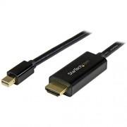 startech mdp2hdmm5mb 5 m Mini DisplayPort te HDMI Adapter kabel – Zwart
