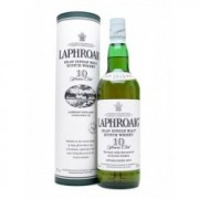 Laphroaig Islay Single Malt Scotch Whisky 10 ani 0.7L