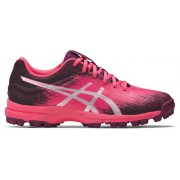 Asics Gel Hockey Typhoon 3 Hockeyschoenen - roze - Size: 42