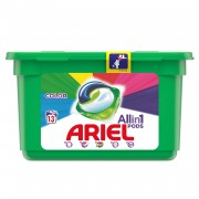Ariel detergent capsule All in One PODS Color 13*30ml