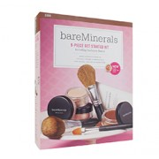 BAREMINERALS 9-PIECE GET STARTED KIT (Dark)