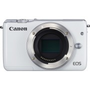 Canon EOS M10 Body - Wit