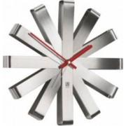 Ceas de perete Umbra Ribbon otel