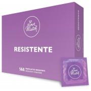 Love Match Resistente megerősített falvastagságú óvszer (144 db)