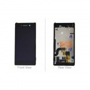 Sony Xperia M5 Display Assembly incl. Voorkant - Zwart voor Sony Xperia M5