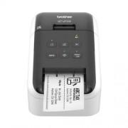 Brother QL-810W címkenyomtató, 300DPI, Wi-Fi, automata vágó