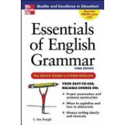 Essentials of English Grammar - A Quick Guide to Good English (Baugh L.Sue)(Paperback) (9780071457088)
