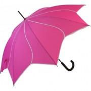 Blooming Brollies Umbrelă automată de damă Swirl Pink EDSSWP