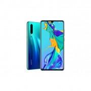 Refurbished-Fair-Huawei P30 128 GB (Dual Sim) Aurora Blue Unlocked
