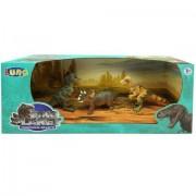 Set 3 figurine Dinozauri Dino Planet 621052