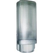 Lampă de perete de exterior cu detector de mişcare, 13 W, E27, gri-argintiu, Smartwares ES88A
