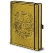 Pyramid Harry Potter - Hufflepuff Premium Notebook A5