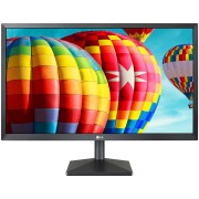 Monitor LED LG 22MK400H-B 22'' FreeSync, TN, 1920x1080, 75Hz, 200cd, 90/65, 1000:1, 1ms, AntiGlare, VGA, HDMI, VESA