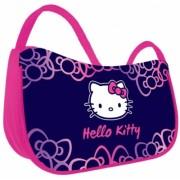 Geanta de umar mov Naomi Hello Kitty