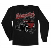 Boomstick Body Wax Long Sleeve T-Shirt, Long Sleeve T-Shirt
