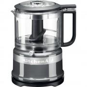 KitchenAid 5KFC3516BCU Mini Food Processor Contour Silver