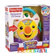 Образователен CD плейър Fisher Price на български език