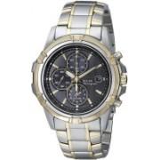 Seiko Grey 9138 Seiko Men's SSC142 Stainless Steel Solar Dress Watch Watch - For Men