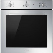 Smeg Selezione SF64M3VX Single Built In Electric Oven
