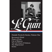 Ursula K. Le Guin: Hainish Novels and Stories, Vol. 1: Rocannon's World / Planet of Exile / City of Illusions / The Left Hand of Darkness / The Dispos, Hardcover