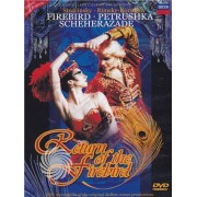 Video Delta Igor Stravinsky / Nikolay Rimsky-Korsakov - Return of the firebird - DVD