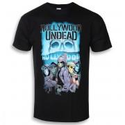 tričko pánské HOLLYWOOD UNDEAD - CREW - PLASTIC HEAD - PH10847