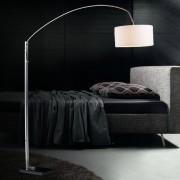 Lámpara Regulable De Pié Alfa de diseño Moderno