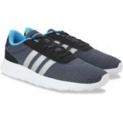 ADIDAS NEO LITE RACER Sneakers For Men(Black, Blue)