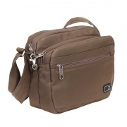 Zoomlite Metroshield Anti-Theft Shoulder Bag Khaki