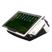 "Poslab DynamicPOS 10"" Resistive Touch POS Workstation with no OS"