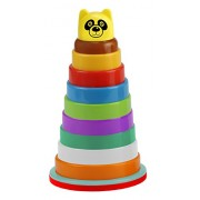 SARTHAM, Rock and Stack, Jumbo Stacking Toys for Kids (Age 1 to 3)