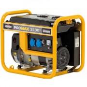 Promax 3500 A Briggs&Stratton Generator de curent electric monofazat profesional , putere maxima de 3.5 kVA , rezervor 11L