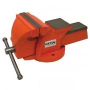 Extol Premium satu fix;150 mm, 10 kg, max.befogás:115mm, max. összeszorító erő: 15kN, pofák keménysége: HRC 48-52 8812614