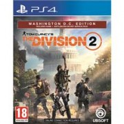 Tom Clancys The Division 2 Washington Dc Edition Ps4