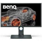 Монитор BenQ PD3200Q, 32 инча Wide VA LED, 4ms GTG, 3000:1, 20M:1 DCR, 300 cd/m2, 2560x1440, Speakers, Черен, 9H.LFALA.TBE