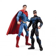 DC Collectibles Injustice Nightwing vs. Superman Action Figure, 2-Pack