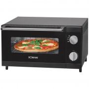 Bomann MPO 2246 CB Horno de Sobremesa Especial Pizza 12L 1000W