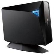 Външно USB Blu-ray записващо устройство ASUS BW-12D1S-U, USB 3.0, черен, DVD-RW-ASUS-BW-12D1S-U
