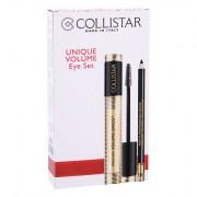 Collistar Volume Unico tonalità Intense Black confezione regalo mascara 13 ml + matita occhi Professional Eye Pencil 1,2 g Black donna