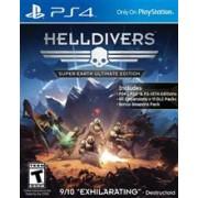 Helldivers Super Earth Edition Ps4