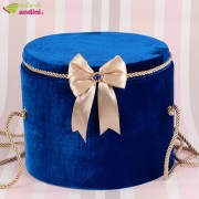 Cutie Trusou Botez Royal Blue