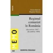 Regimul Comunist In Romania - Doina Barcan Bogdan Sterpu