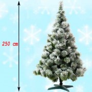 Novogodišnja jelka Frozen 250 cm