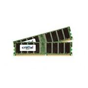 Crucial 2 GB DDR UDIMM 2GB DDR 333MHz memoria
