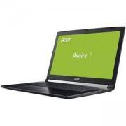 Лаптоп NB Acer Aspire 7 A717-72G-74B2 17.3 Full HD IPS ComfyView Intel Core i7-8750H NVIDIA GeForce GTX 1050 4GB GDDR5 8GB DDR4 1000GB, NH.GXDEX.048