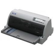 Epson LQ-690 24-pin Dot Matrix Printer - Monochrome